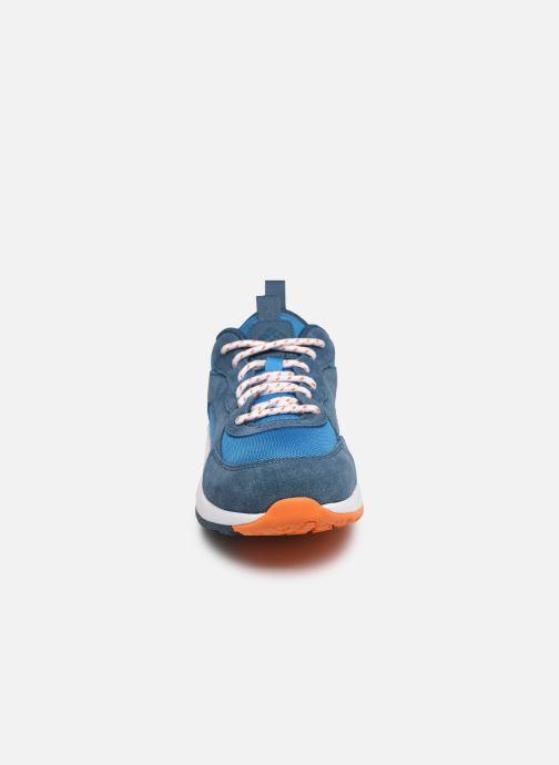 Sneakers Columbia Youth Pivot Azzurro modello indossato