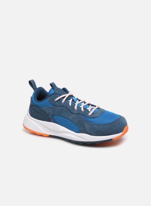 Sneaker Columbia Youth Pivot blau detaillierte ansicht/modell