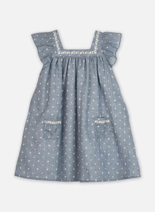 Vêtements Bobine Robe Lilas Tulle Bleu vue détail/paire