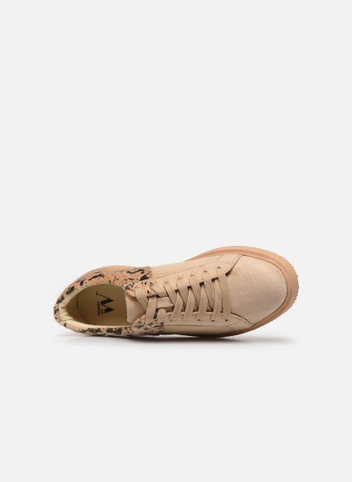 Sneakers Vanessa Wu BK1654 Beige links