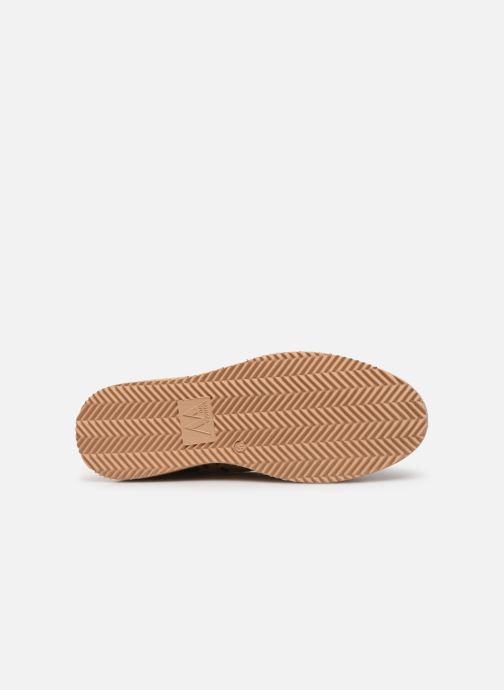 Sneakers Vanessa Wu BK1654 Beige boven