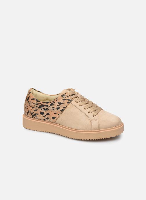 Sneakers Vanessa Wu BK1654 Beige detail