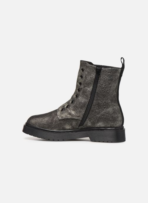 Ankle boots Vanessa Wu BT1690 Grey front view