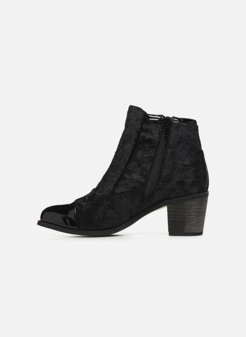 Bottines et boots Vanessa Wu BT1801 Noir vue face