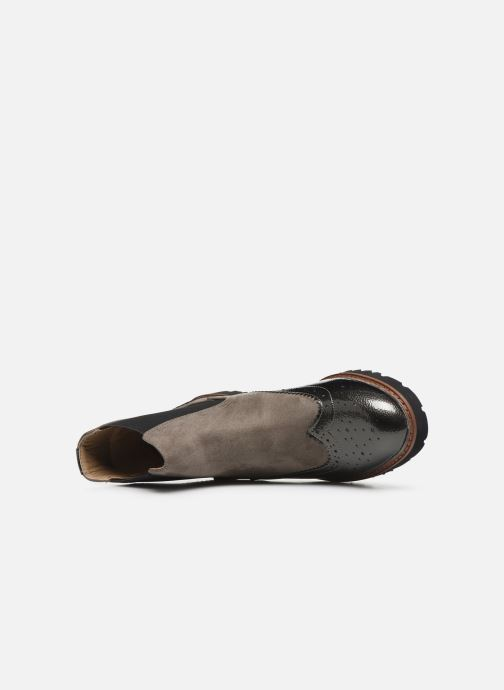 Bottines et boots Vanessa Wu BT1829 Vert vue gauche