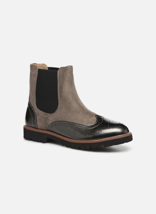 Bottines et boots Vanessa Wu BT1829 Vert vue détail/paire