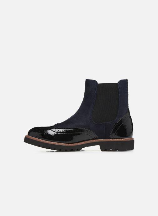 Bottines et boots Vanessa Wu BT1829 Noir vue face
