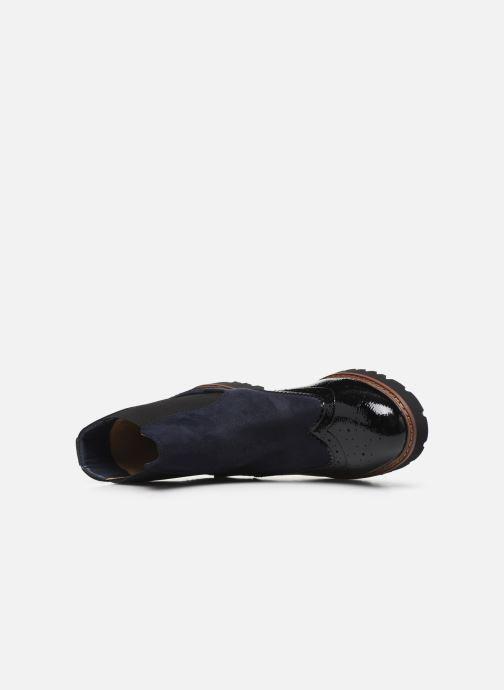 Stiefeletten & Boots Vanessa Wu BT1829 schwarz ansicht von links