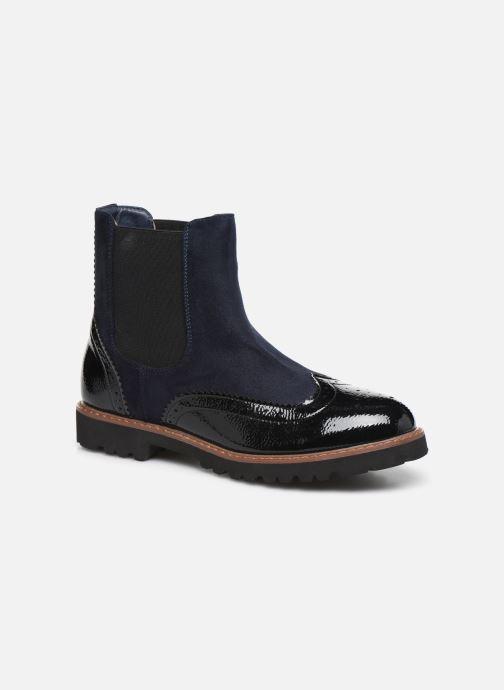 Stiefeletten & Boots Vanessa Wu BT1829 schwarz detaillierte ansicht/modell