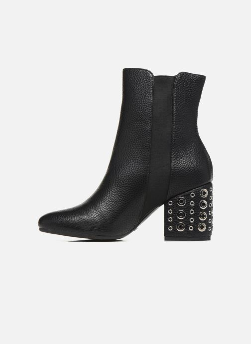Bottines et boots Vanessa Wu BT1832 Noir vue face