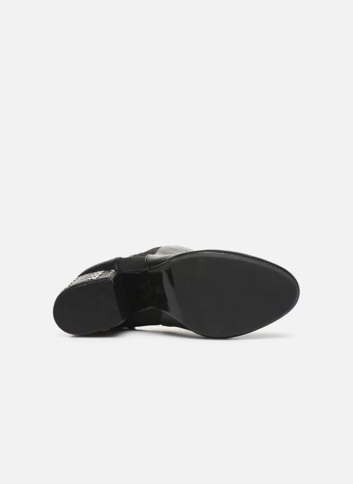 Bottines et boots Vanessa Wu BT1832 Noir vue haut