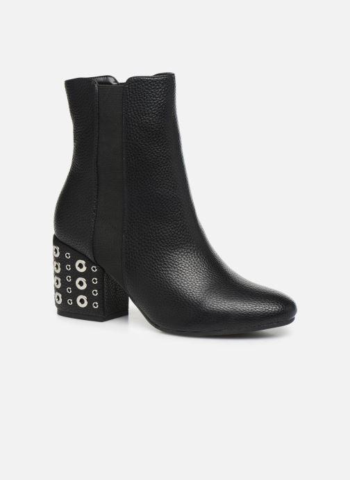 Bottines et boots Vanessa Wu BT1832 Noir vue détail/paire