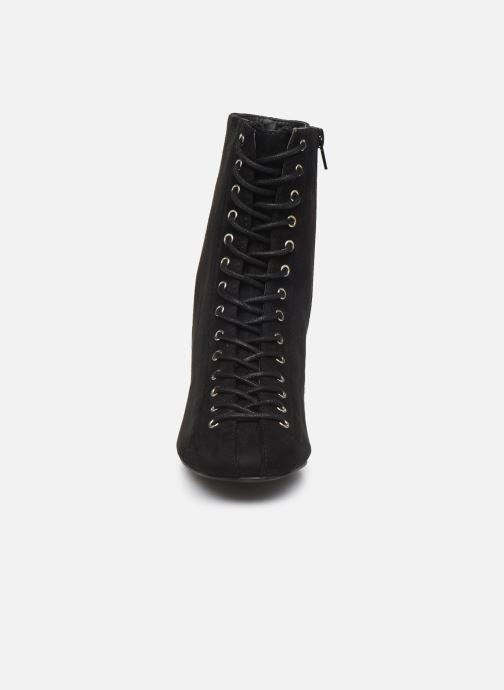 Bottines et boots Vanessa Wu BT1865 Noir vue portées chaussures