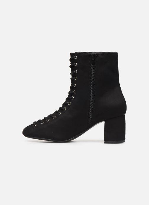 Bottines et boots Vanessa Wu BT1865 Noir vue face