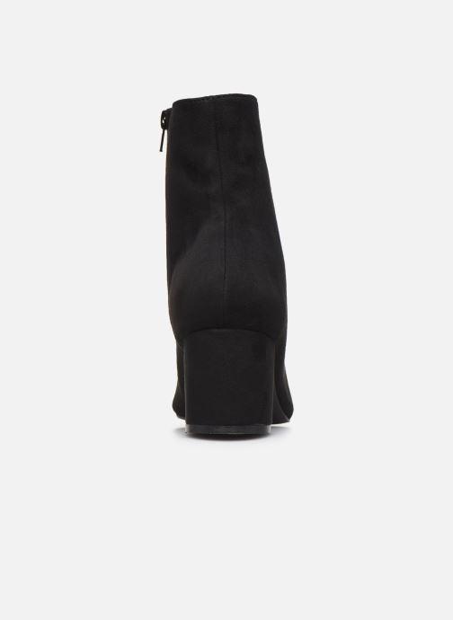 Bottines et boots Vanessa Wu BT1865 Noir vue droite