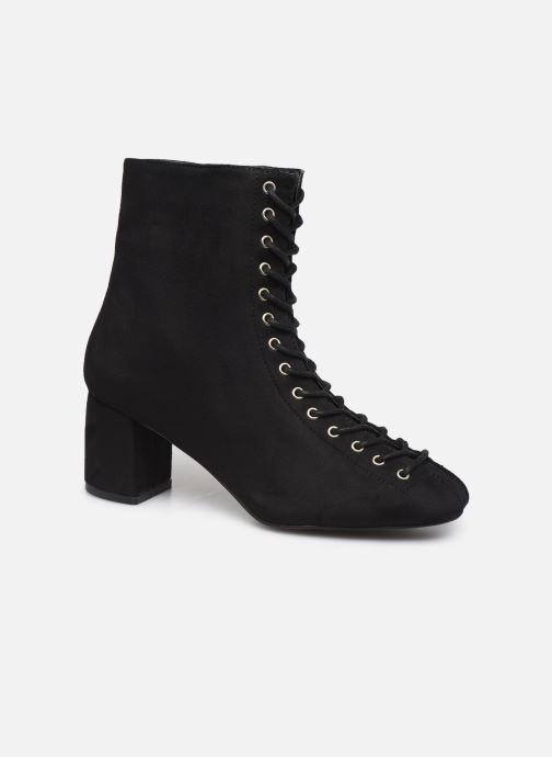 Bottines et boots Vanessa Wu BT1865 Noir vue détail/paire