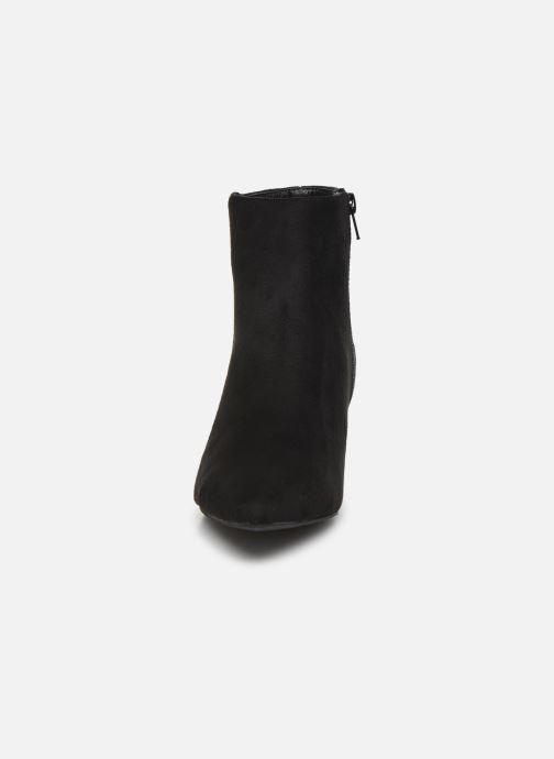 Bottines et boots Vanessa Wu BT1883 Noir vue portées chaussures