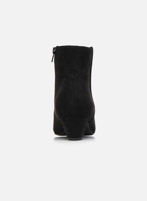 Bottines et boots Vanessa Wu BT1883 Noir vue droite