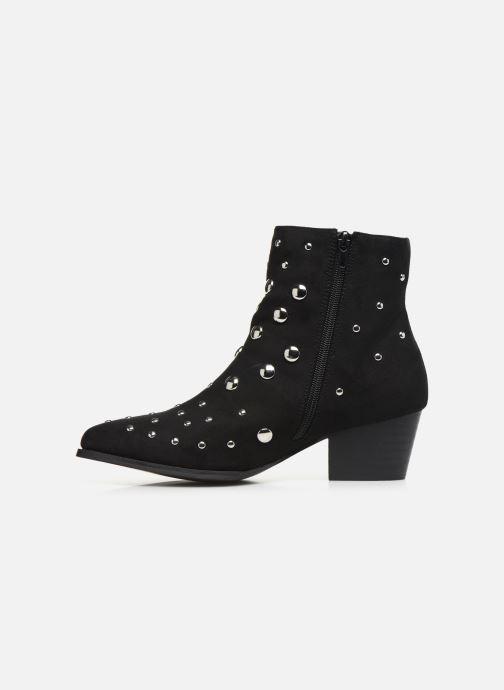 Bottines et boots Vanessa Wu BT1886 Noir vue face