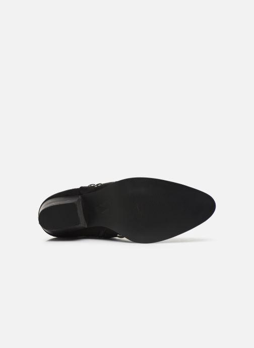 Bottines et boots Vanessa Wu BT1886 Noir vue haut