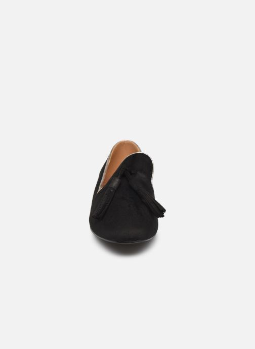 Loafers Vanessa Wu MO1767 Black model view