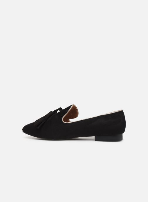 Loafers Vanessa Wu MO1767 Black front view