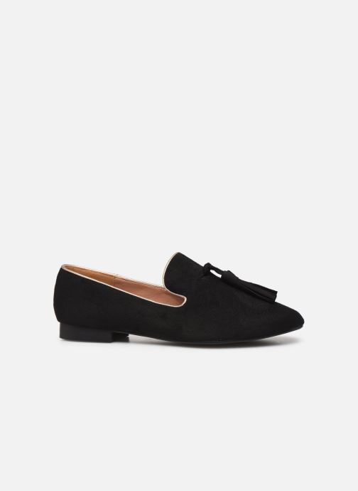 Loafers Vanessa Wu MO1767 Black back view