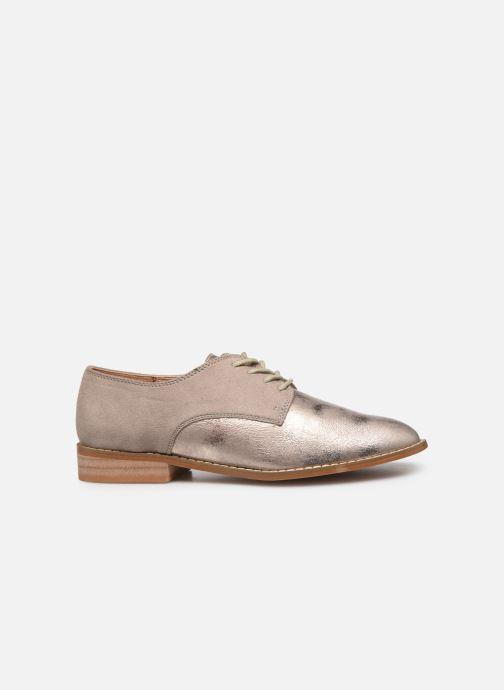 Chaussures à lacets Vanessa Wu RL1754 Gris vue derrière