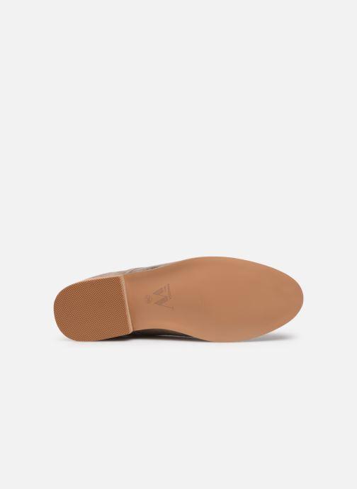 Chaussures à lacets Vanessa Wu RL1754 Gris vue haut