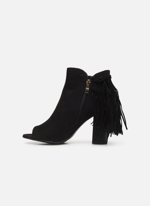 Ankle boots I Love Shoes KIPOME Black front view