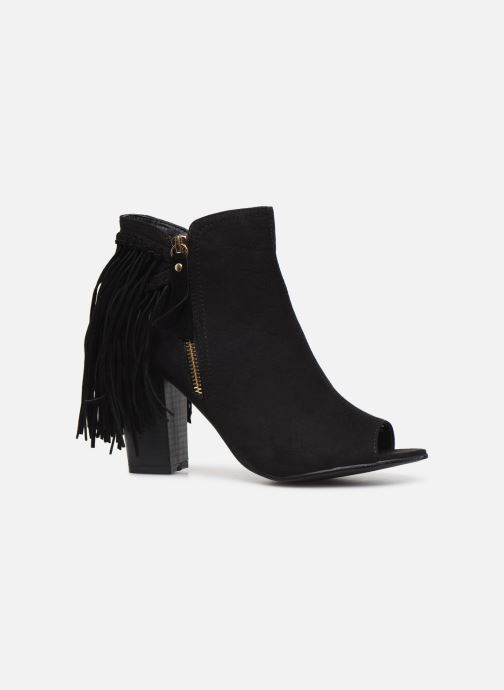 Ankle boots I Love Shoes KIPOME Black back view