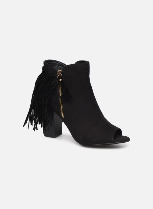 Ankle boots I Love Shoes KIPOME Black detailed view/ Pair view