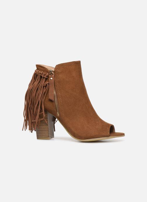Stivaletti e tronchetti I Love Shoes KIPOME Marrone immagine posteriore