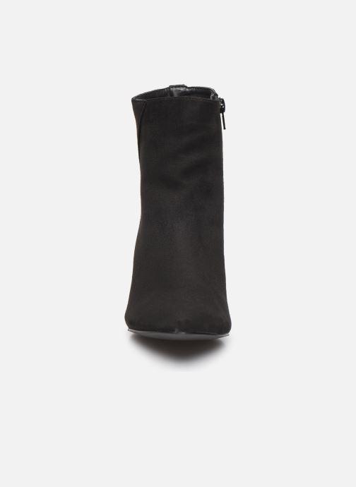 Stivaletti e tronchetti I Love Shoes KIMACHE Nero modello indossato