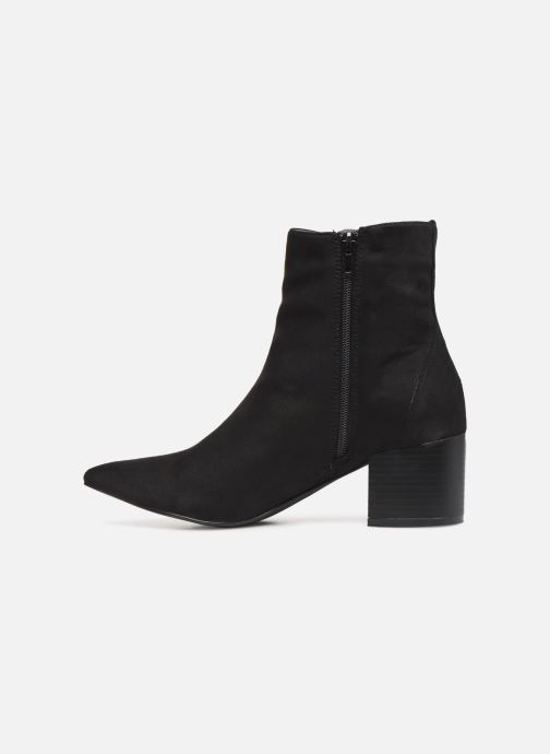 Ankle boots I Love Shoes KIMACHE Black front view