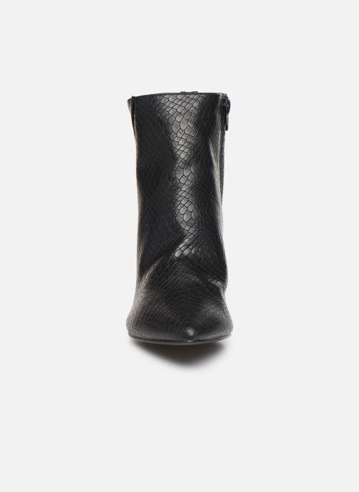 Ankle boots I Love Shoes KIMACHE Black model view