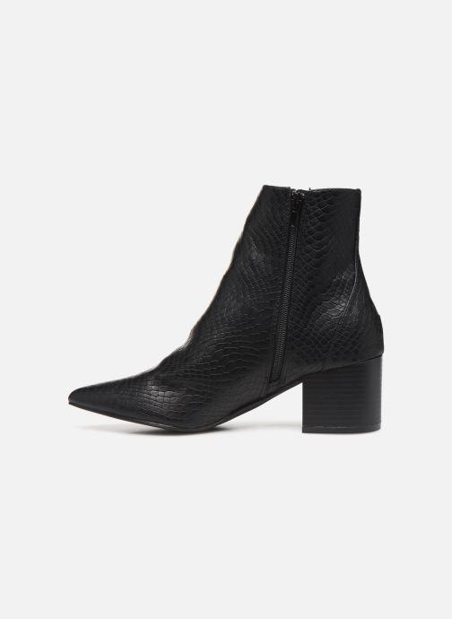 Ankle boots I Love Shoes KIMACHE Black front view