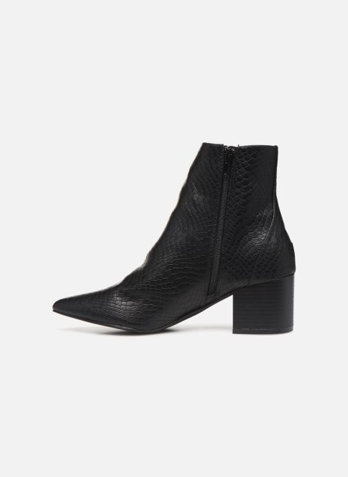 Botines  I Love Shoes KIMACHE Negro vista de frente