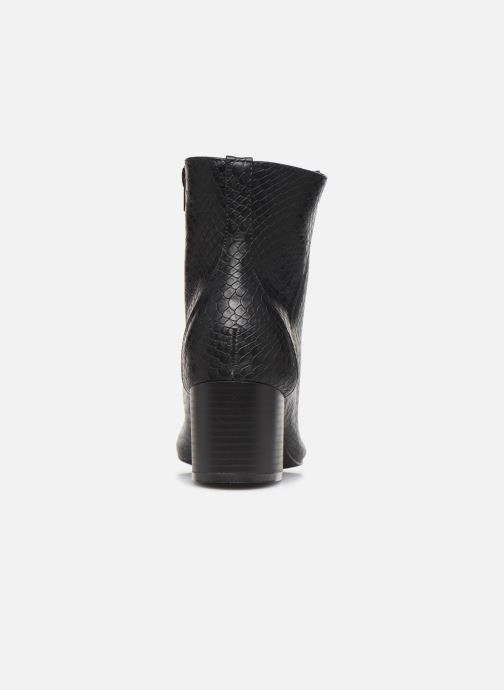 Ankle boots I Love Shoes KIMACHE Black view from the right