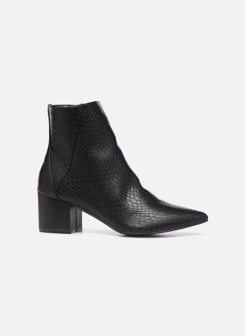 Ankle boots I Love Shoes KIMACHE Black back view