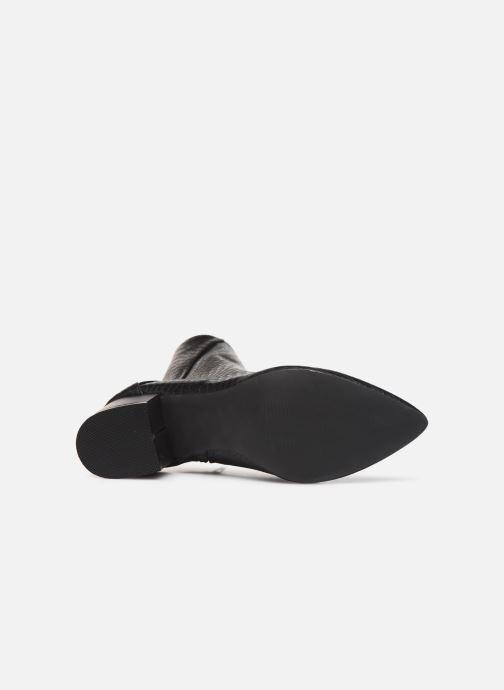 Botines  I Love Shoes KIMACHE Negro vista de arriba