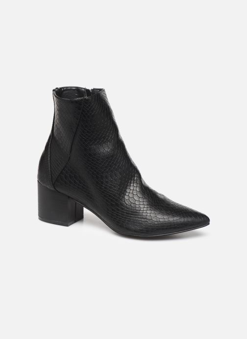 Ankle boots I Love Shoes KIMACHE Black detailed view/ Pair view