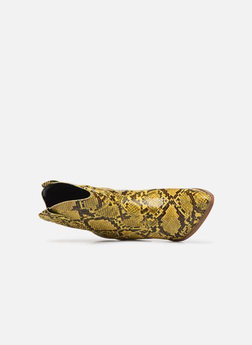 Bottines et boots I Love Shoes KINOU Jaune vue gauche