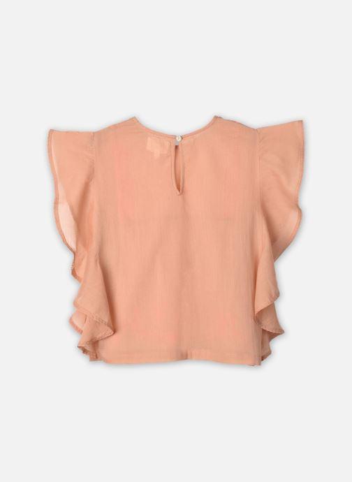 Kleding Bonheur du Jour Top Calypso Roze model