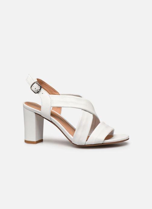Sandali e scarpe aperte COSMOPARIS VUKO Bianco immagine posteriore