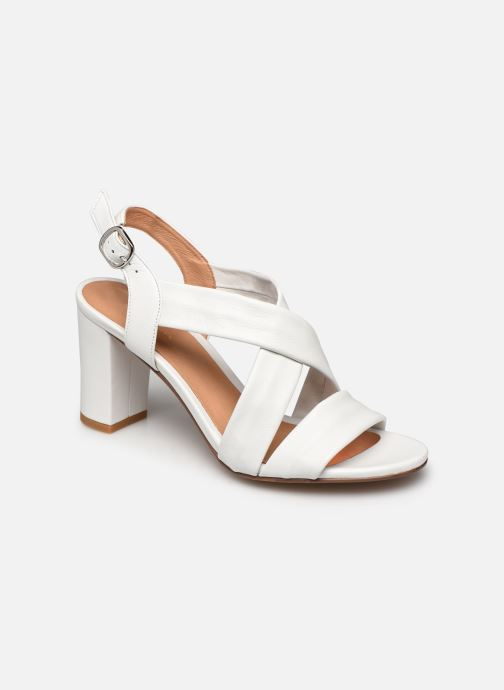 Sandali e scarpe aperte COSMOPARIS VUKO Bianco vedi dettaglio/paio