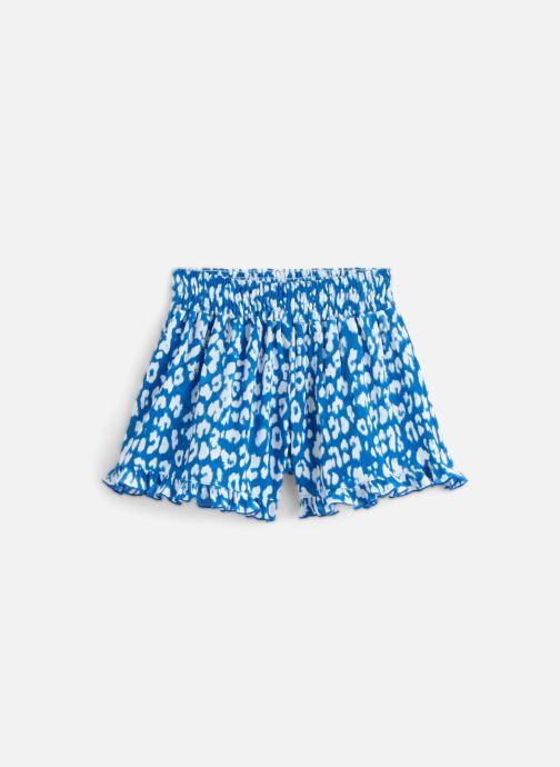 Vêtements Bakker Made With Love Short Paris Bleu vue détail/paire