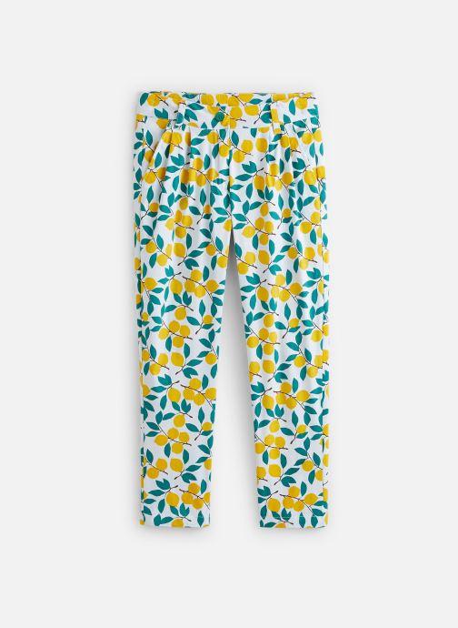 Vêtements Bakker Made With Love Pant Chino Bianca Jaune vue détail/paire