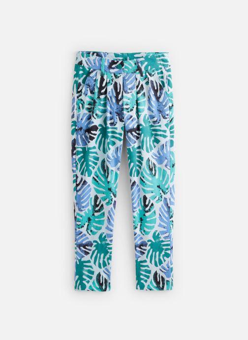 Vêtements Bakker Made With Love Pant Chino Bianca Bleu vue détail/paire