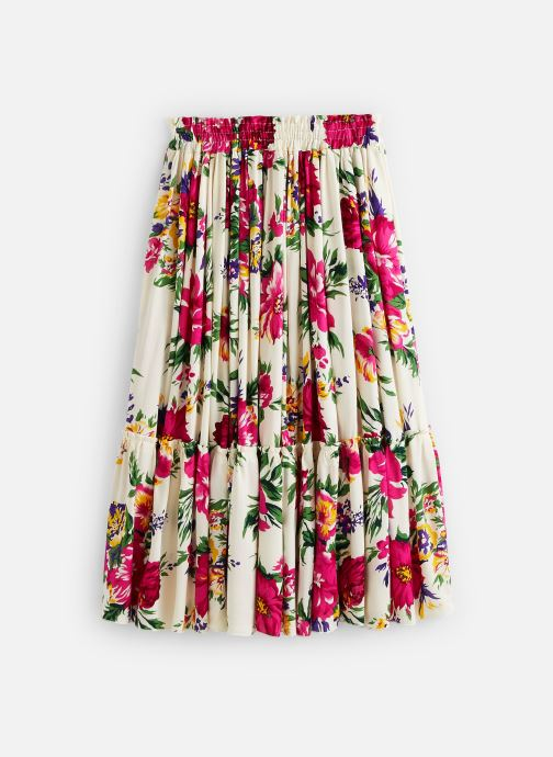 Vêtements Bakker Made With Love Skirt Esmeralda Blanc vue bas / vue portée sac